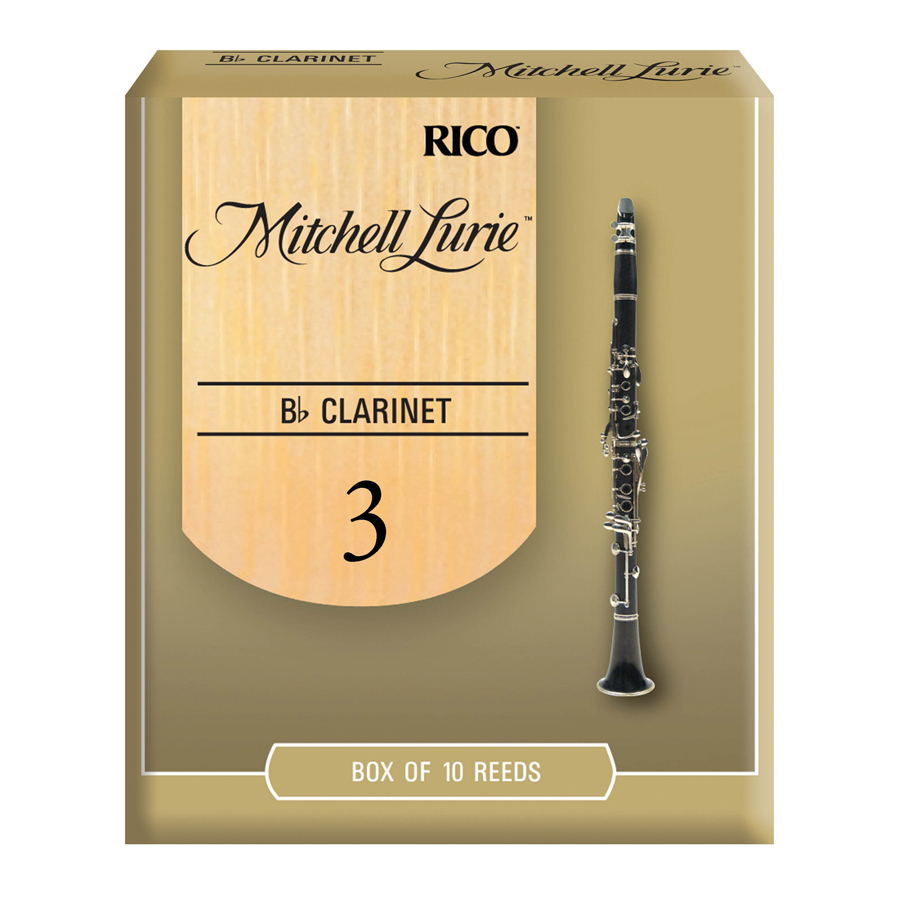 Mitchell Lurie  Bb Clarinet, 3 Reed