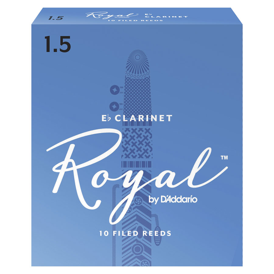 Royal 1.5 (Single) Eb Clarinet Reed
