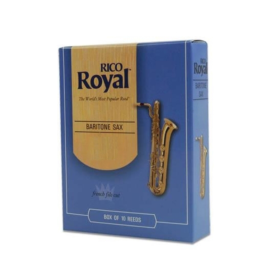 Rico Royal  Baritone Saxophone, 2.5, Single Reed