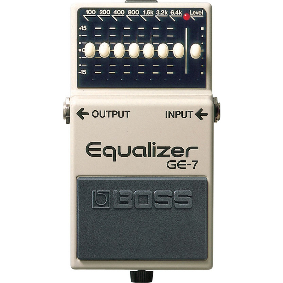 Boss GE7 EQ Pedal
