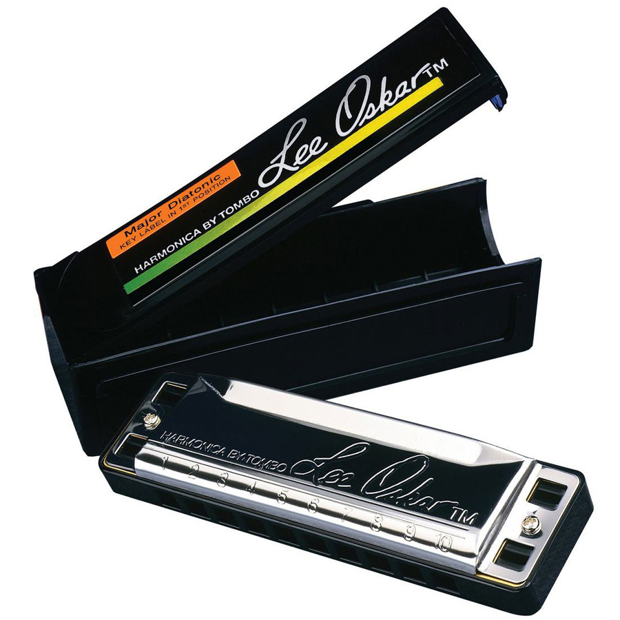 Lee Oskar E Major Diatonic Harmonica