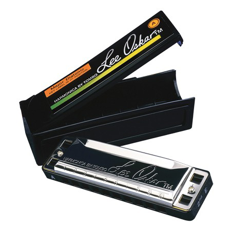 Lee Oskar D Major Diatonic Harmonica