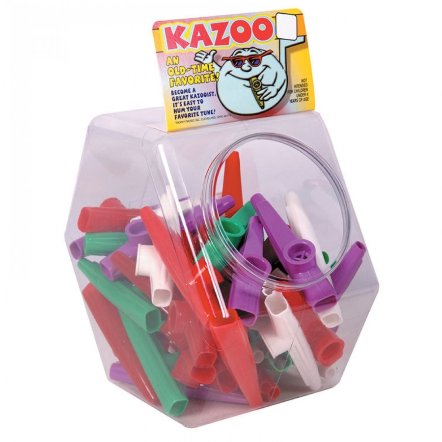 Trophy PK50J Plastic Kazoo
