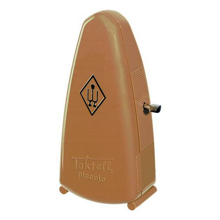 Wittner Piccolo Light Brown Metronome
