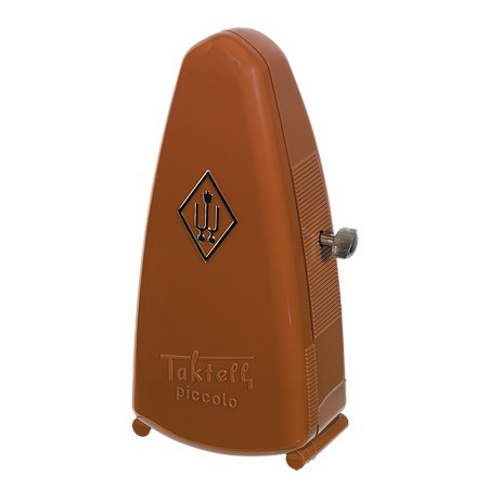 Wittner 1628M | Piccolo Brown Metronome