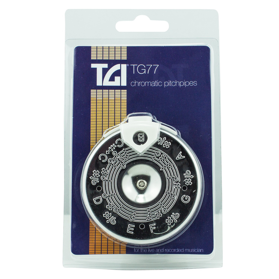 TGI TG77 Chromatic Pitch Pipe