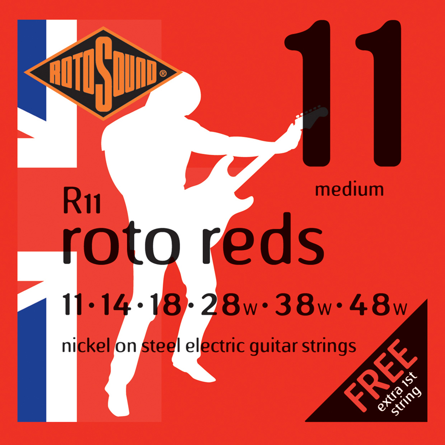 Rotosound R11 Electric Guitar Set Strings