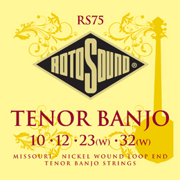 Rotosound RS75  Tenor Banjo String Set