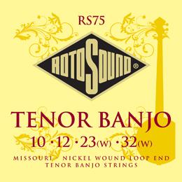 Rotosound RS75 Tenor Banjo String Set