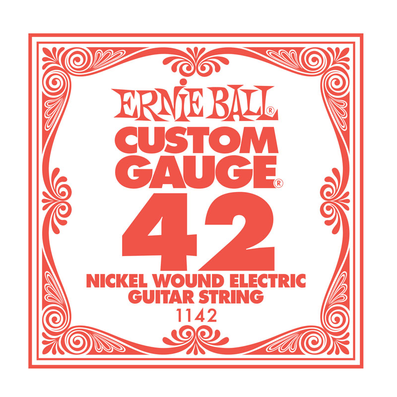 Ernie Ball Nickel Wound .042 Guitar String