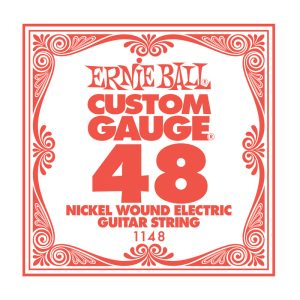 Ernie Ball Nickel Wound .048 Guitar String