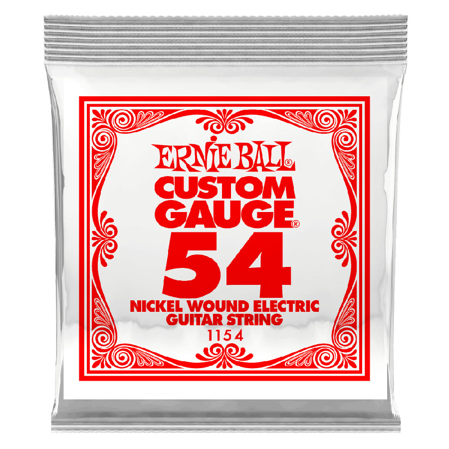 Ernie Ball Nickel Wound .054 Guitar String