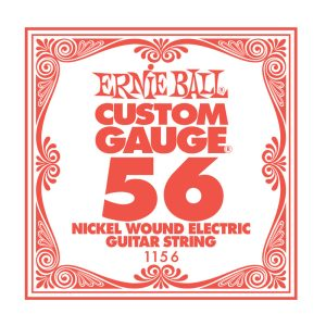 Ernie Ball Nickel Wound .056 Guitar String