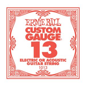 Ernie Ball Plain .013 Guitar String