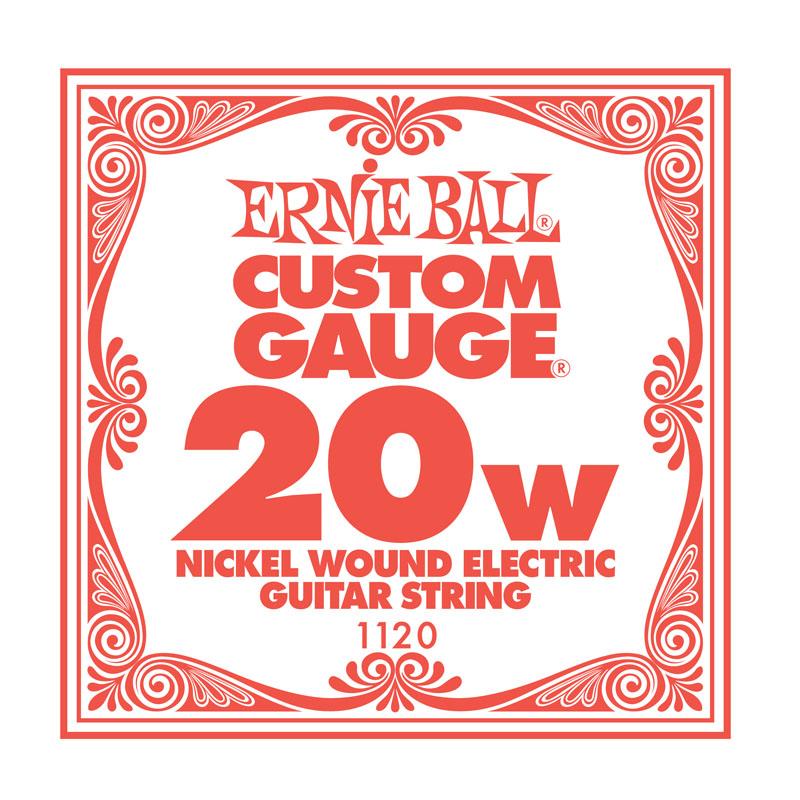 Ernie Ball Nickel Wound .020 Guitar String