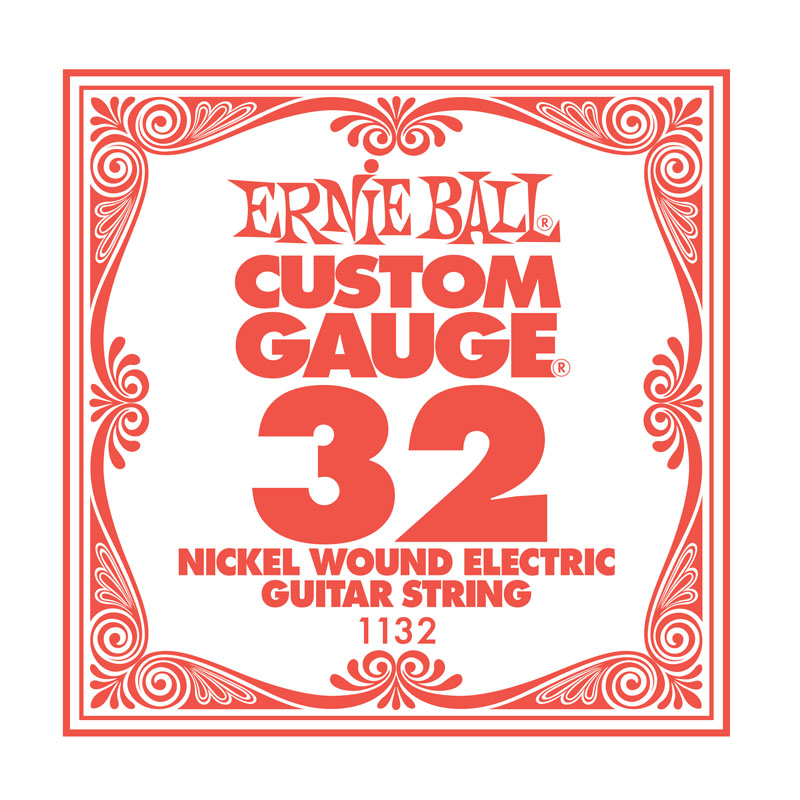 Ernie Ball Nickel Wound .032 Guitar String