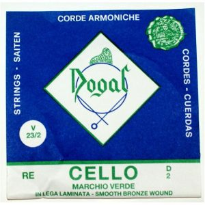 Dogal V232/A Cello, 2nd D String