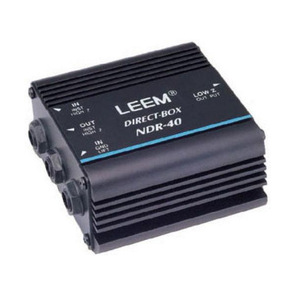 Leem NDR-40 DI Box