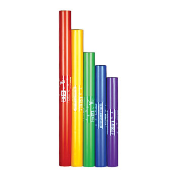 Boomwhackers BWCG 5 Chromatic Tubes