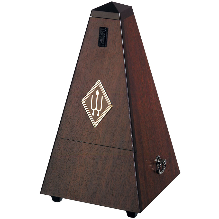 Wittner W804 No Bell, Polished Walnut Metronome