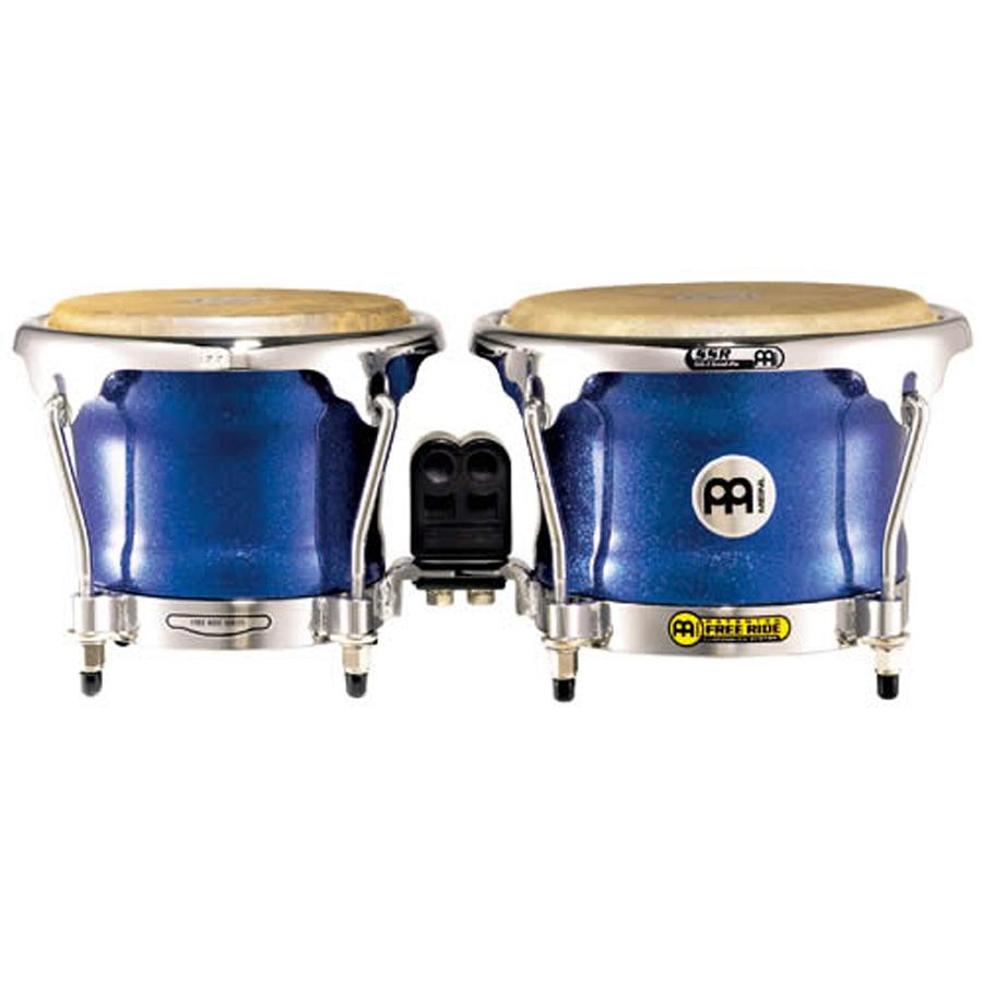 Meinl FFB400 Blue Sparkle Bongos