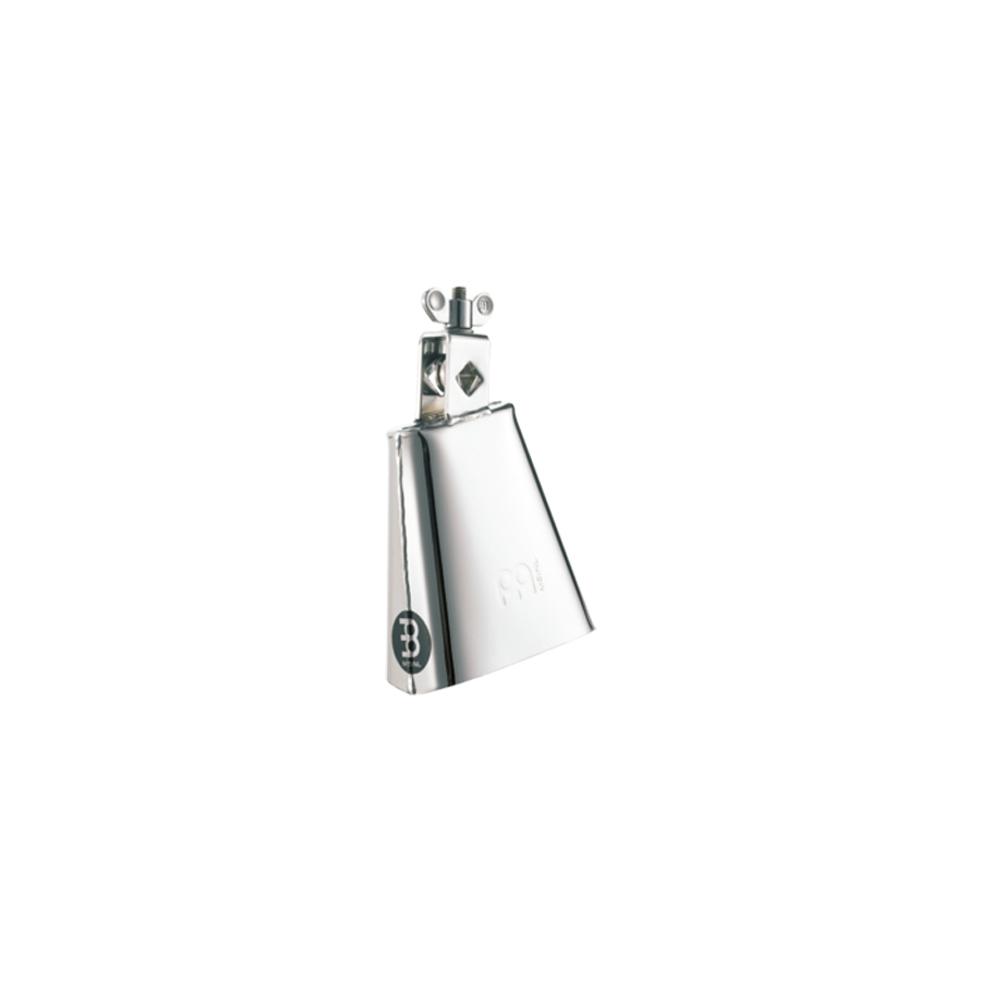 "Meinl 6.25"", Steel Chrome Finish Cowbell"