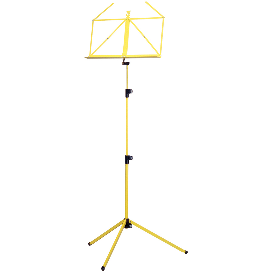 Konig & Meyer 100/1Y Yellow Music Stand