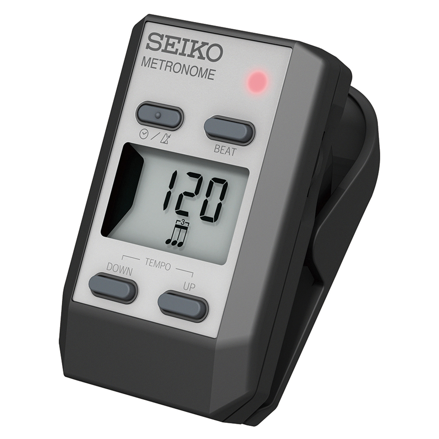 Seiko DM-51 Clip-on Metronome