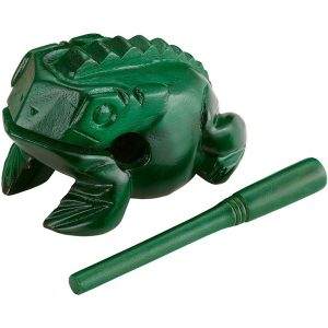 Nino Percussion NINO515GR Large Guiro Frog