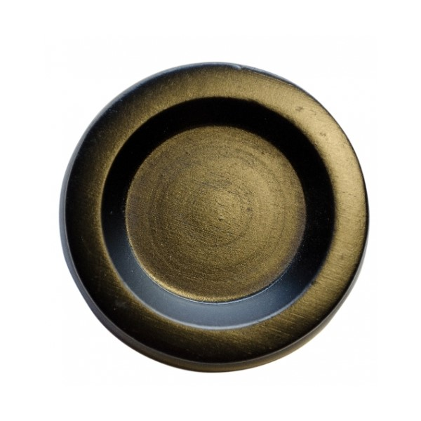 Small Black Caster Cups
