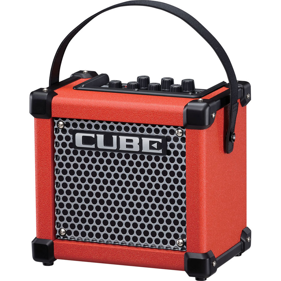 Roland MicroCube GX Red Guitar Amp