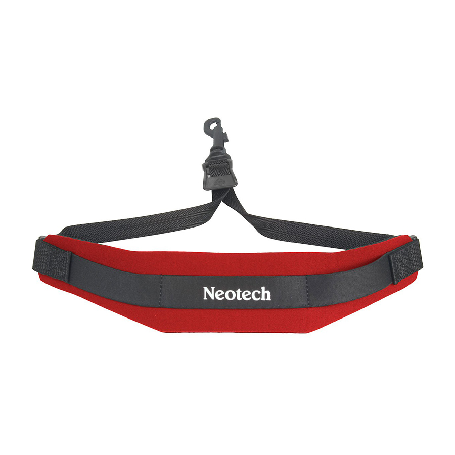 Neotech Red Saxophone Sling