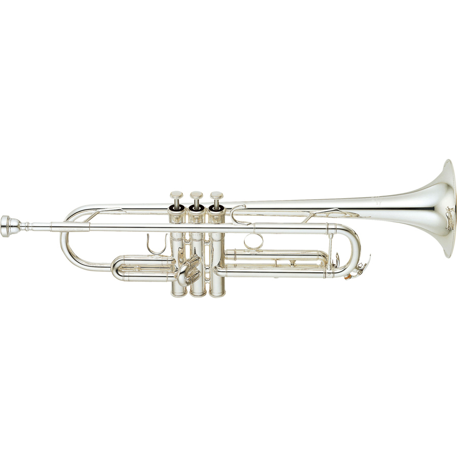 Yamaha YTR6335SII Silver Plate, Ex-Demo Model Trumpet