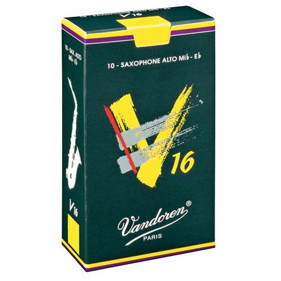 Vandoren V16, SR7025 Alto Sax, 2.5 Reed