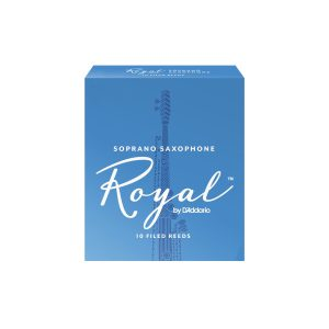 Rico Royal 2.5 (Single) Soprano Sax Reed