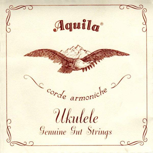 Aquila Soprano Ukulele String Set