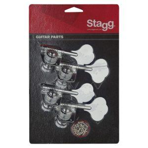 Stagg KG475CR Bass Machine Heads