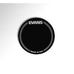 Evans EQ Single Pedal Clear Patch