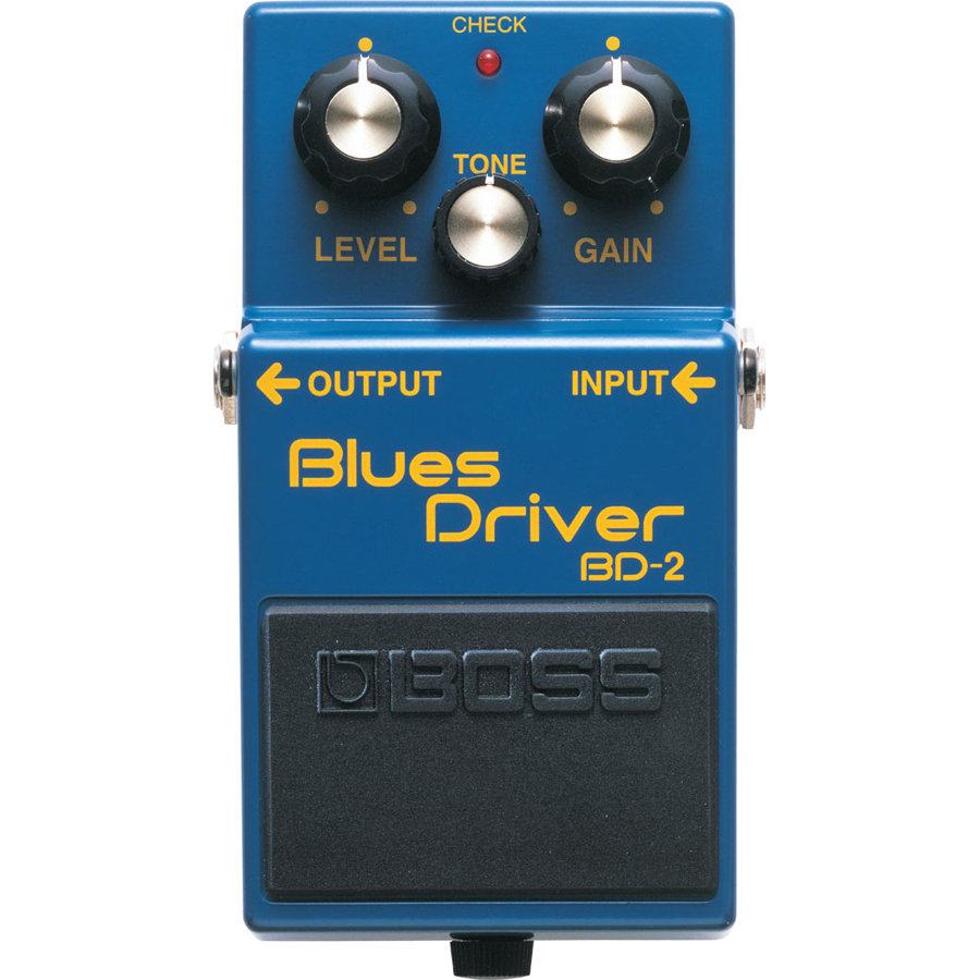 Boss BD2 Blues Driver Pedal