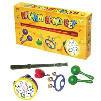 Playsound   Rhythm Band Set