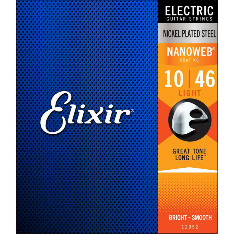Elixir Nanoweb 11-49 Coated Electric Set
