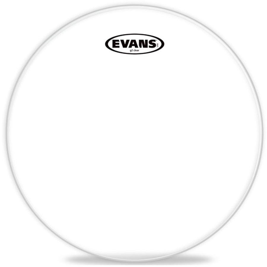 "Evans G2 16"", Clear Drum Head"