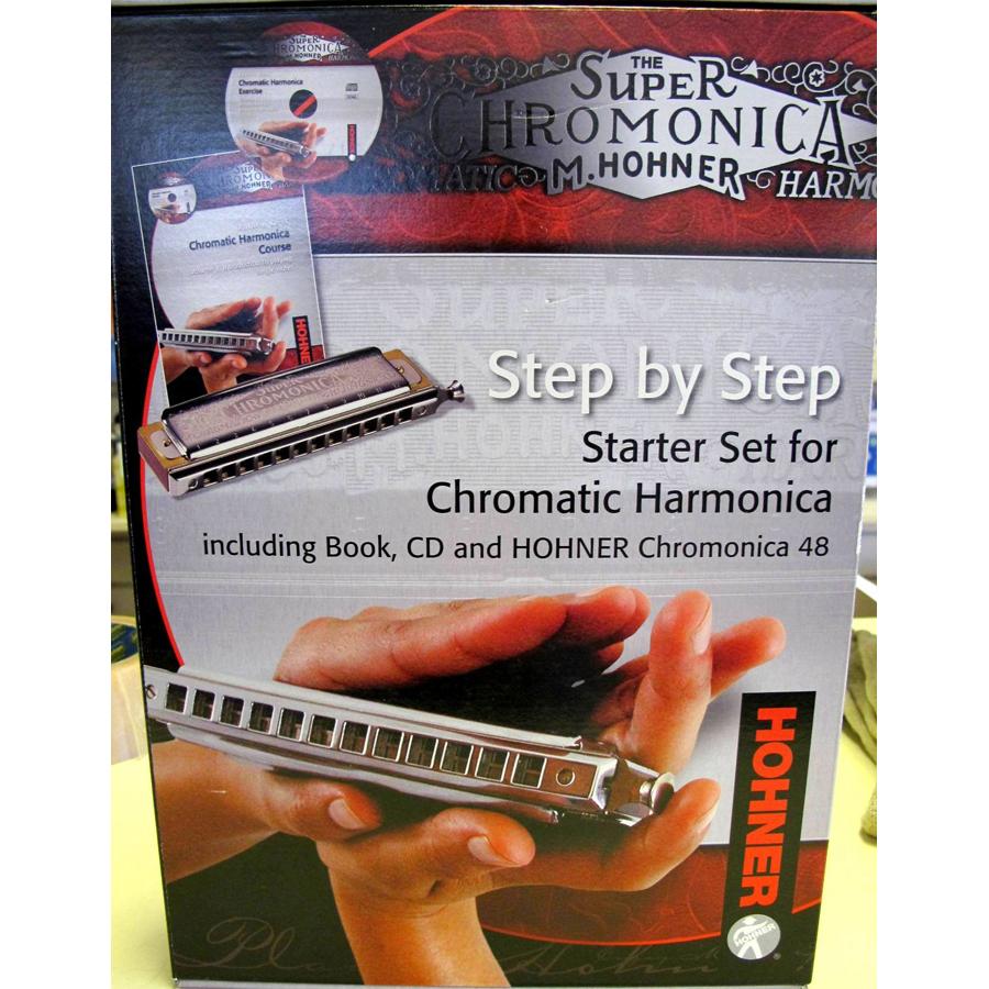 Hohner Chromonica Pack  Harmonica