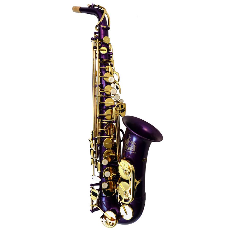 Trevor James 'Horn' Classic Purple Alto Saxophone