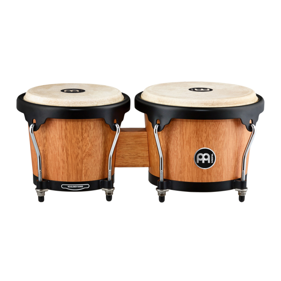 Meinl Headliner Series Super Natural Bongos
