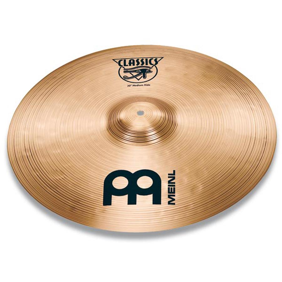 "Meinl Classic 22"", Medium Ride Cymbal"
