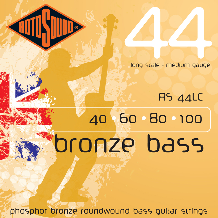 Rotosound RS44LC 40 - 100 Strings