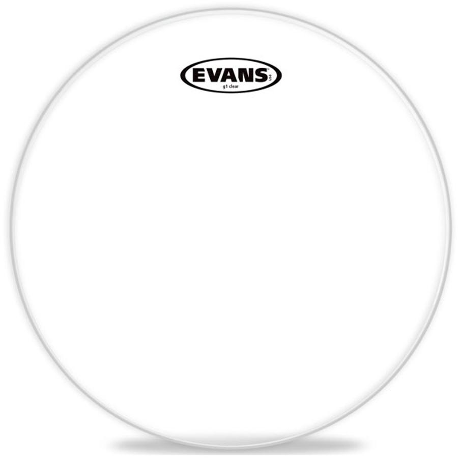 "Evans G1 13"", Clear Drum Head"