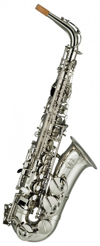 Artemis 3757A1SS Silver Plated, EX-Rental Alto Saxophone