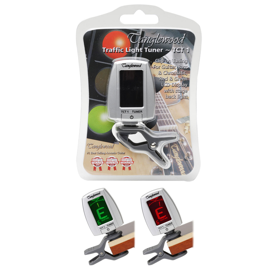 Tanglewood TCT1 Clip-On Chromatic Tuner